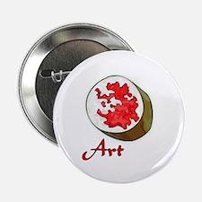 """Sushi Art 2.25"""" Button"""