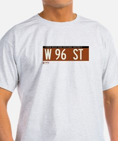 96th Street in NY T-Shirt