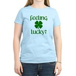 Feeling Lucky Women's Light T-Shirt