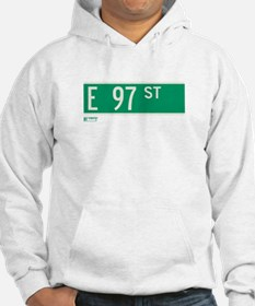 97th Street in NY Hoodie