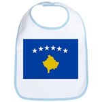 Kosovo Flag Bib