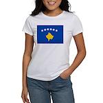 Kosovo Flag Women's T-Shirt