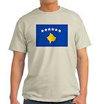 Kosovo Flag Light T-Shirt