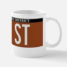 97th Street in NY Mug