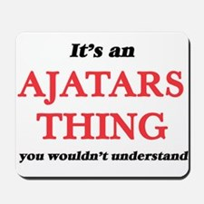 It's an Ajatars thing, you wouldn&#3 Mousepad