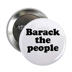 "Barack the People 2.25"" Button (100 pack)"