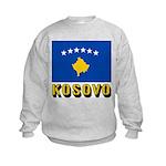 Kosovo Kids Sweatshirt