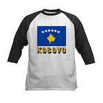 Kosovo Kids Baseball Jersey