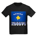 Kosovo Kids Dark T-Shirt