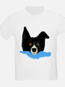 Border Collie Alarm Clock T-Shirt