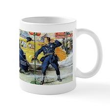 Vintage Police Mug