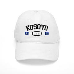 Kosovo 2008 Baseball Cap