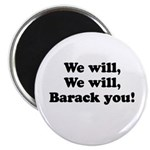 We will Barack you 2.25