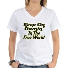 Free World Gaming Shirt