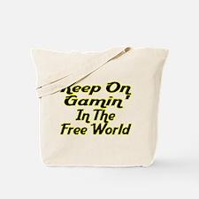 Free World Gaming Tote Bag