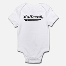 Hallmark (vintage) Infant Bodysuit