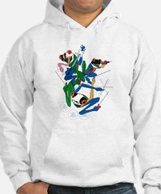 The Frog's Rock Band Hoodie