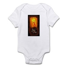 """Burning Man"" Infant Bodysuit"