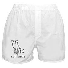 Not Lassie Boxer Shorts