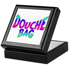Douche Bag Keepsake Box