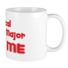 A Chemical Engineering Major Loves Me Mug