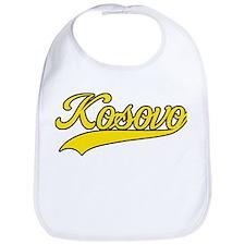 Retro Kosovo Bib