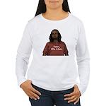 Adam, the Intern Women's Long Sleeve T-Shirt
