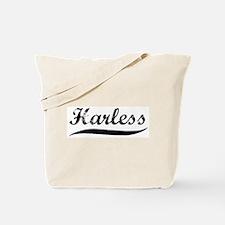 Harless (vintage) Tote Bag