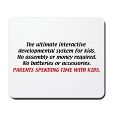 Child Development System Mousepad