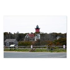 Cape Cod Lighthouse Postcards (Package of 8)