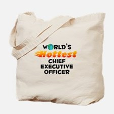 World's Hottest Chief.. (C) Tote Bag