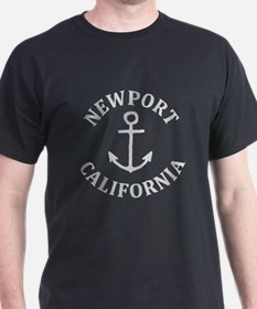 Summer newport- california T-Shirt