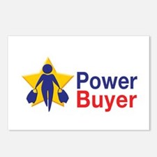 Power Buyer Postcards (Package of 8)