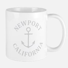 Summer newport- california Mugs