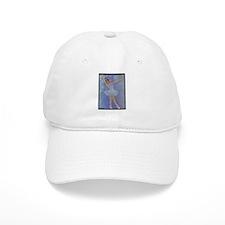 Snow Princess Ballerina Baseball Cap