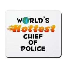 World's Hottest Chief.. (C) Mousepad