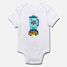 Blender Fish Infant Bodysuit