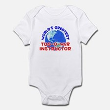 World's Greatest Tug-o.. (E) Infant Bodysuit