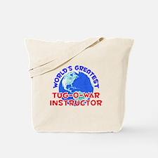 World's Greatest Tug-o.. (E) Tote Bag