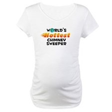 World's Hottest Chimn.. (C) Shirt