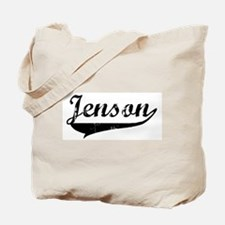 Jenson (vintage) Tote Bag