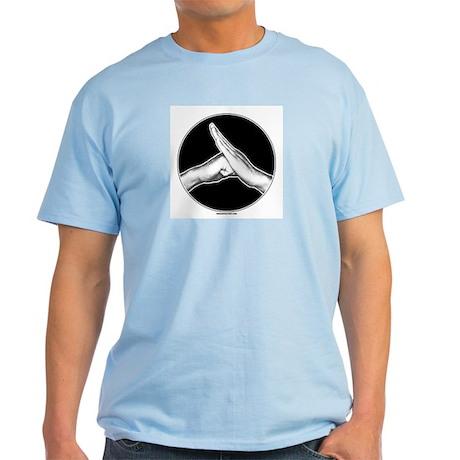 Kung Fu Salute Light T-Shirt