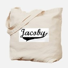 Jacoby (vintage) Tote Bag