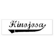 Hinojosa (vintage) Bumper Bumper Sticker