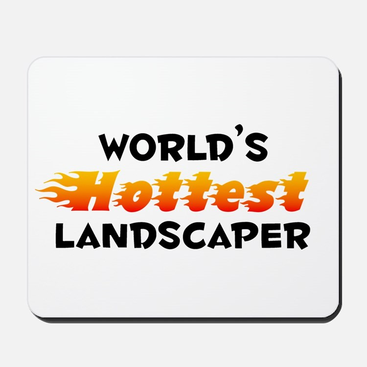 World's Hottest Lands.. (B) Mousepad