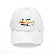 World's Hottest Lands.. (B) Baseball Baseball Cap
