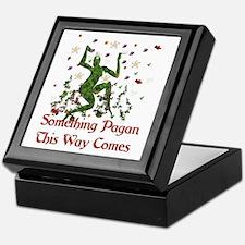 Something Pagan Keepsake Box