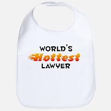 World's Hottest Lawyer (B) Bib