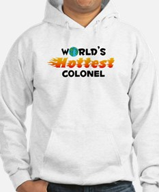 World's Hottest Colonel (C) Hoodie