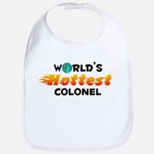 World's Hottest Colonel (C) Bib
